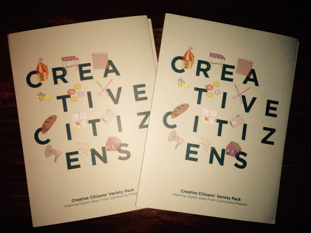 Photo of 2 copies of Creative Citizens Variety Pack